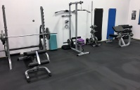 Personal training gym